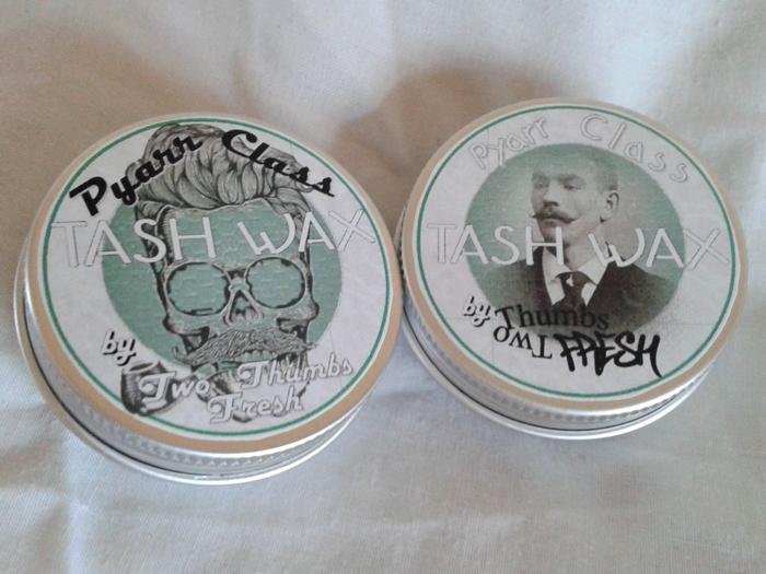 First batch of Tash Wax